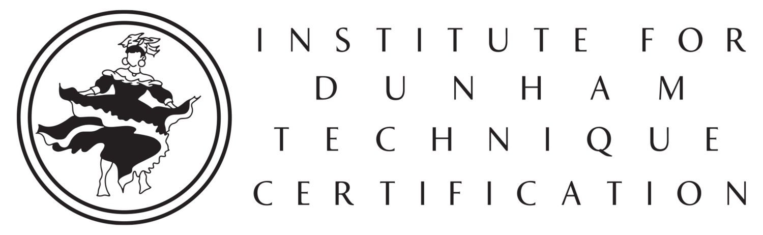 Institute for Dunham Technique Certification Logo